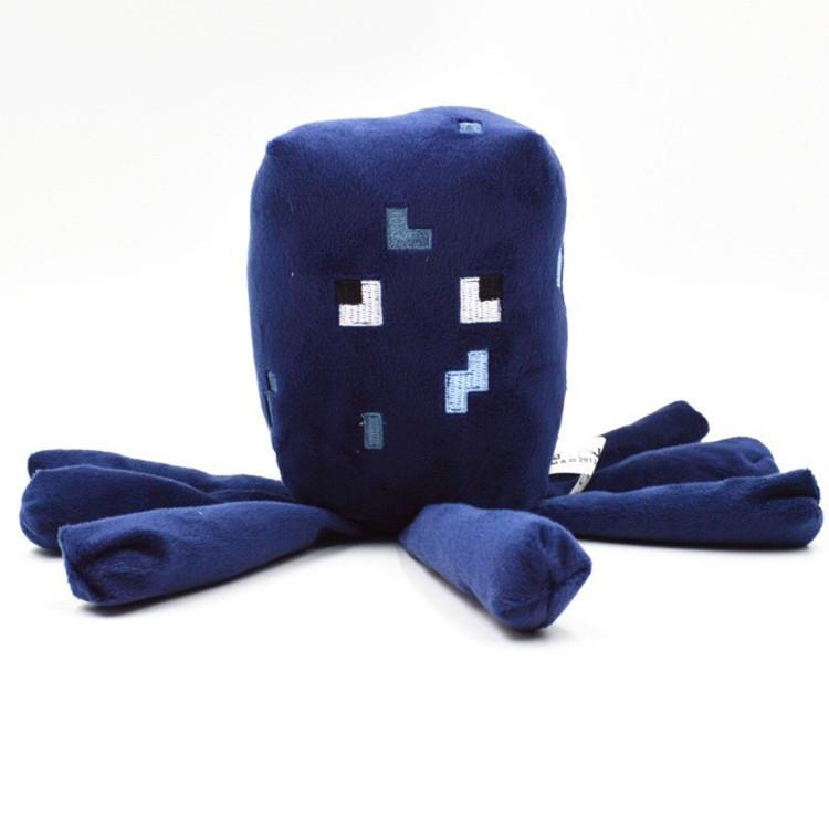 Плюшевый Спрут Майнкрафт (Minecraft Squid)