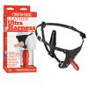 Комплект страпона Leather Ultra Harness (5,1 х 14 см.)