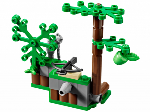 LEGO Castle: Засада в лесу 70400 — Forest Ambush