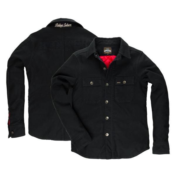 Rokker, Рубаха мужская Black Jack тёплая