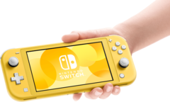 NS: Nintendo Switch Lite (желтый)