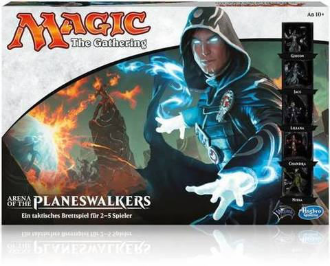 Magic: The Gathering. Arena of the Planeswalkers (DE)