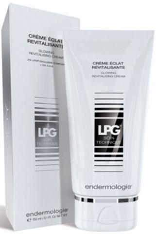 LPG Glowing Revitalising Cream - Питательный крем для лечения ослабленной кожи