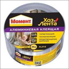 Лента МОМЕНТ хозяйственная алюминий (серебристый)