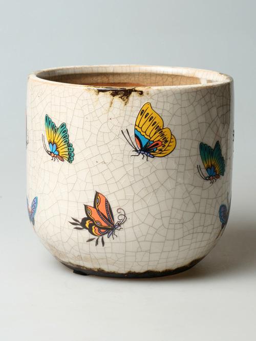 Шамотная ваза WB 110017 M