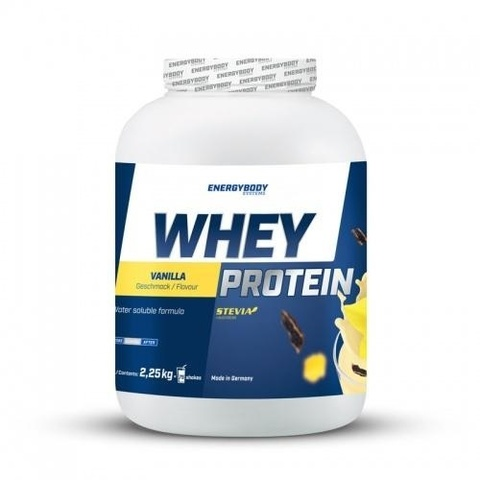 Energy Body Premium 100% Whey Protein 2270 gr.