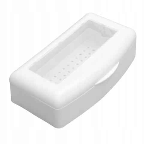 Ванночка для дезинфекции, белая, 250 мл.