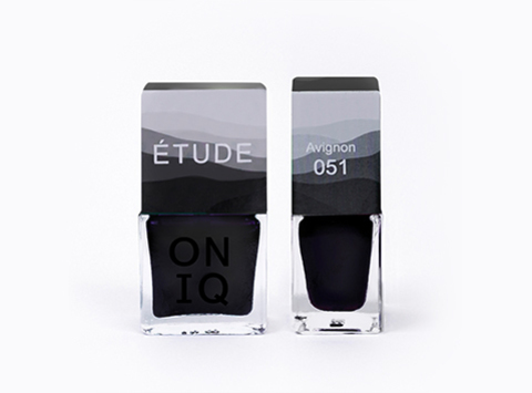 ONP-051 Лак для покрытия ногтей с эффектом акварели Triptych ETUDE: Avignon