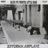 Jefferson Airplane ‎/ Bless Its Pointed Little Head (LP)