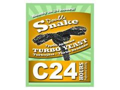 Спиртовые дрожжи DoubleSnake C24