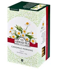 Травяной чай Ahmad Camomile Morning (ромаш/лим) 20 пакетиков