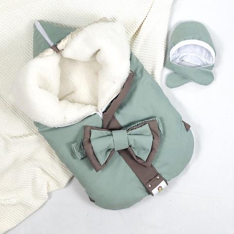СуперМамкет. Конверт-одеяло всесезонное Мультикокон ®, Soft, мятный