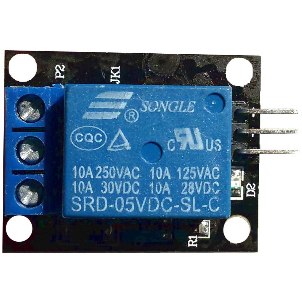 Релейный модуль 1 канал (5В)