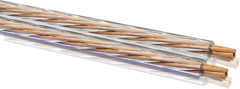 Oehlbach Speaker Cable 2x2,5mm clear 20m, кабель акустический (#106)