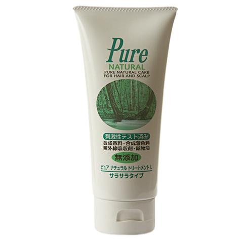 MOLTOBENE Крем-бальзам для ухода за чувствительной кожей головы на основе зеленого чая, лечебных трав и масел (объем) Pure Natural L
