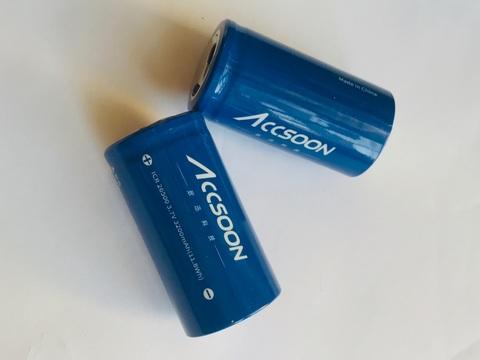 Аккумуляторы accsoon