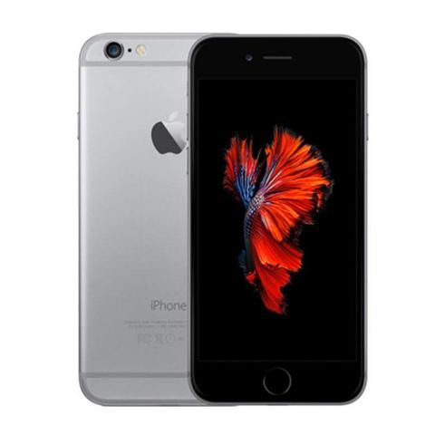 iPhone 6s Plus + 64 гб space gray черный
