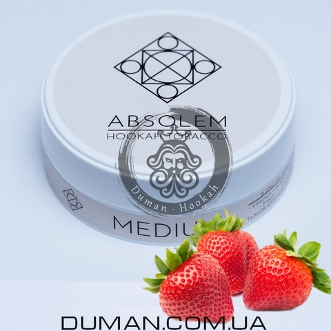 Табак Absolem Strawberry (Абсолем Клубника) |Medium