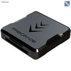 Картридер ProGrade PG06 CompactFlash и UHS-II SDXC USB 3.1 Gen 2 Type-C