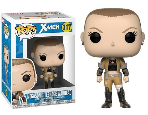 Фигурка Funko POP! Bobble: Marvel: Deadpool Parody: Negasonic 30857
