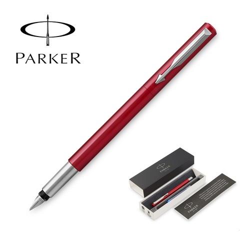 2025420 Parker Vector Standart Red Перьевая ручка