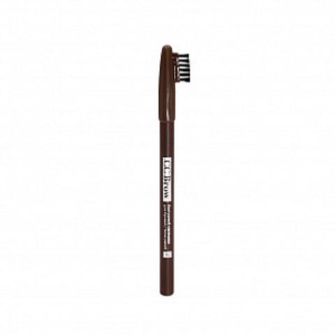 Контурный карандаш для бровей brow pencil CC BROW