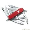 Нож Victorinox MiniChamp 58мм 16 функций красный (0.6385) нож перочинный victorinox minichamp 0 6381 26 58мм алюминиевая рукоять серебристый
