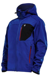 Куртка лыжная 8848 Altitude Daft Softshell Jacket blue мужская