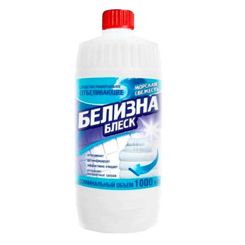Sellwin Pro  Белизна блеск Универсальное отбеливающее и дезинфицирующее средство Морская свежесть 1000мл