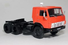 KAMAZ-54112 road tractor red 1:43 DeAgostini Auto Legends USSR Trucks #42