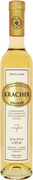 Kracher TBA №7 Chardonnay /Welschriesling Nouvelle Vague