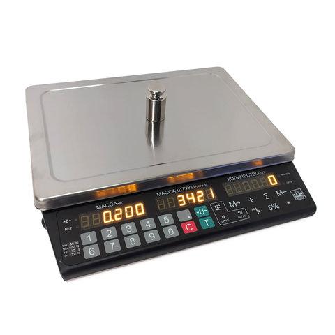 Весы счетные МАССА-К МК-3.2-C21