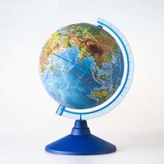 Рельефный глобус (физический)