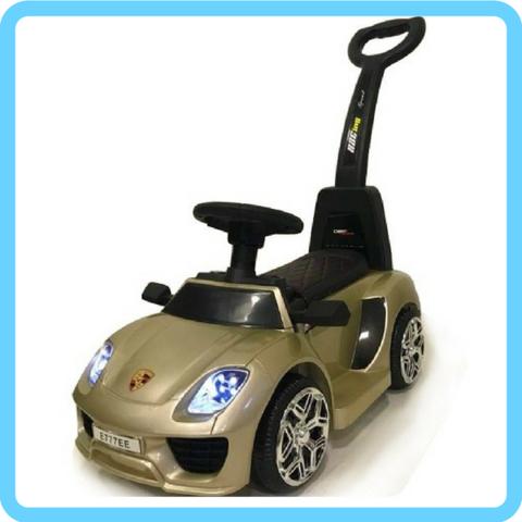 Толокар-электромобиль Porsche E777EE
