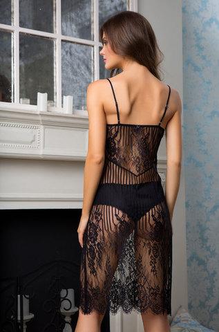 Сорочка женская  MIA-MIA Lolita Лолита 17465 черный
