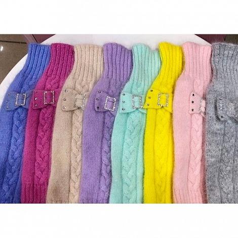 свитер для йоркширского терьера