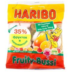"""Мармелад """"Haribo"""" Fruity Bussi жевательный, 100 г"""