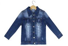 B9241 куртка женская, джинсовая
