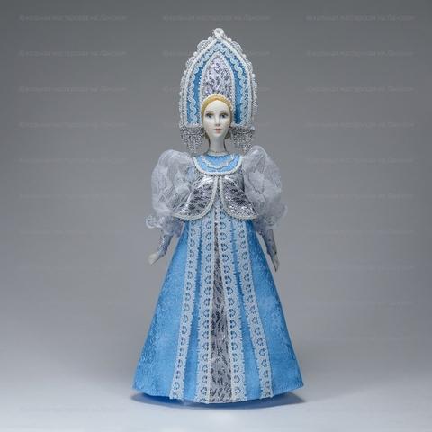 Кукла-статуэтка