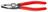 Плоскогубцы комбинированные 200мм KNIPEX KN-0301200