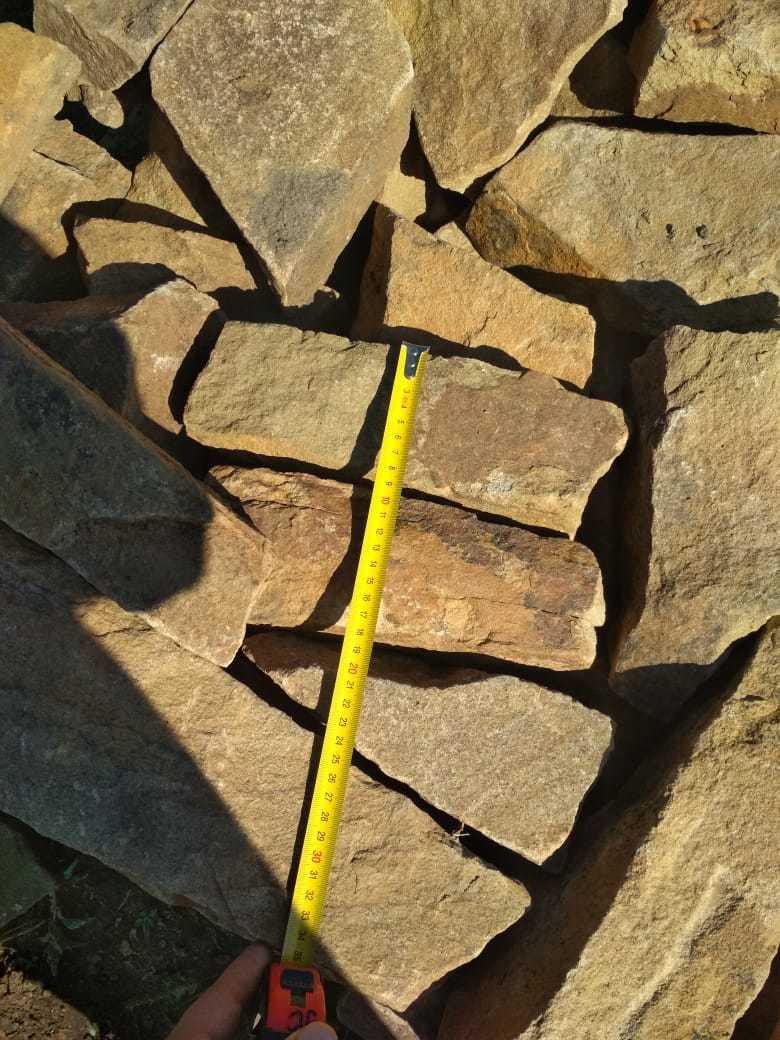 Бутовый камень кладочный Блочок Кантри на поддоне