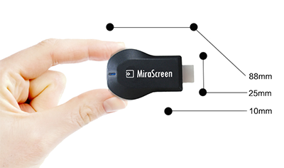 Miracast Android/DLNA/iOS