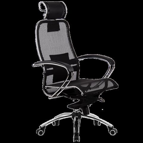 Кресло Samurai S-2 черный