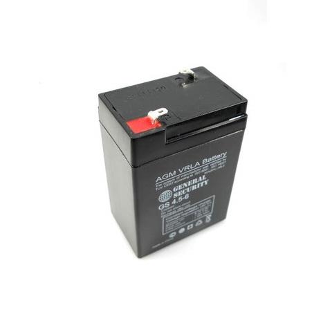 Аккумулятор GS 4.5 - 6 (6В 4,5А/ч)