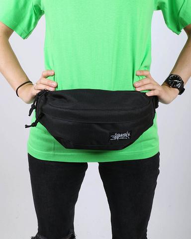 Поясная сумка Anteater Minibag Black