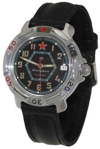 """Купить Наручные часы Восток """"Командирские"""" 811744 по доступной цене"""