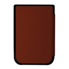 Чехол Hard Case With Clips для PocketBook 631 Brown Коричневый