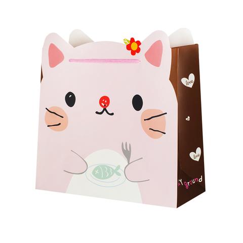 Пакет Love Animals Pink