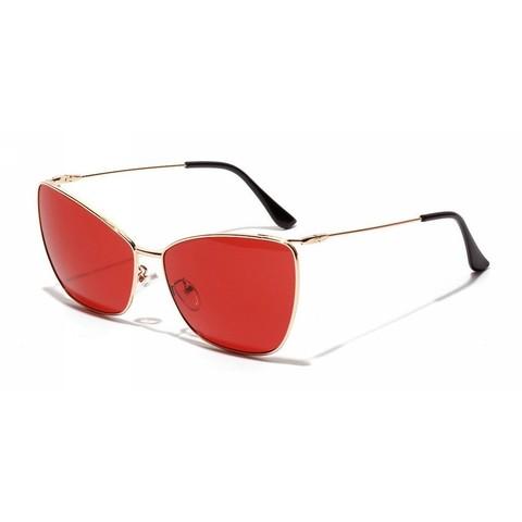 Солнцезащитные очки 1164002s Красный - фото
