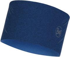 Теплая спортивная повязка на голову Buff Headband Tech Fleece R-Night Blue